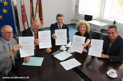 Gründung des Notfallverbundes Nordhausen