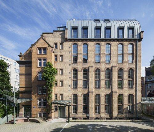 Stadtarchiv Karlsruhe mit neuen Räumen
