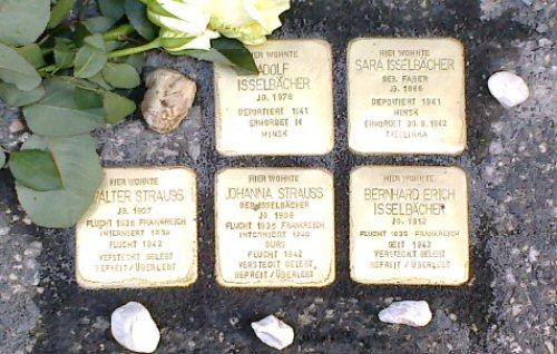 Stolpersteine Plötze 16 in Limburg