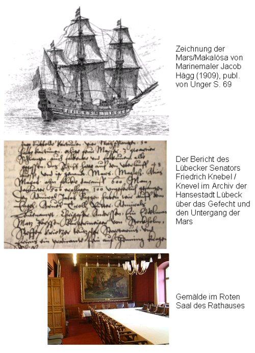 Das Ende der schwedischen »Makellosen«1564. Lübecker versenken das größte Kriegsschiff des 16. Jahrhunderts