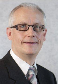 Dr. Johannes Kistenich-Zerfaß als Direktor des Staatsarchivs im Amt