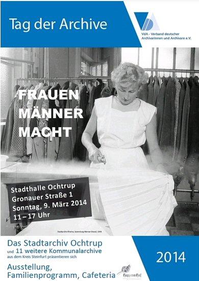Tag der Archive 2014 im Kreis Steinfurt