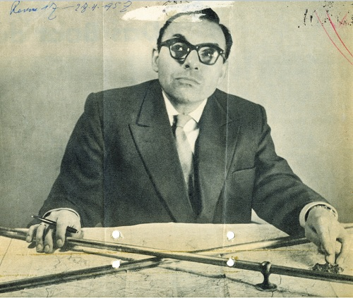 Arthur Orlop in einem Beitrag in der Zeitschrift
