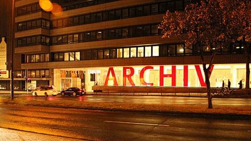 Historisches Archiv der Stadt Köln, Foto: Stadt Köln