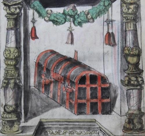 Abb.: STAHH, Bestand 512-3 St. Nikolaikirche, XIII 1; Gotteskastenordnung von St. Nikolai, 1527 (Bild: Staatsarchiv Hamburg, Marike Zenke)