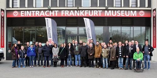 Frühjahrstagung 2015 des Netzwerks der Deutschen Fußballmuseen und Vereinsarchive