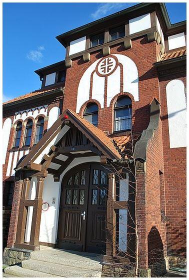 Abb.: Das Kreisarchiv ist in einer ehemaligen Turnhalle in Wetter untergebracht. Nach dem erfolgten Umbau herrscht hier für die Archivalien eine Atmosphäre zum Wohlfühlen (Foto: Ennepe-Ruhr-Kreis)
