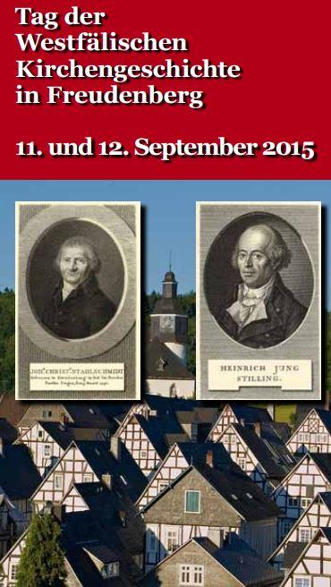 Tag der Westfälischen Kirchengeschichte, Abb. Ijewski/VWKG